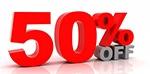 Chương trình khuyến mãi - sở hữu website miễn phí 50%